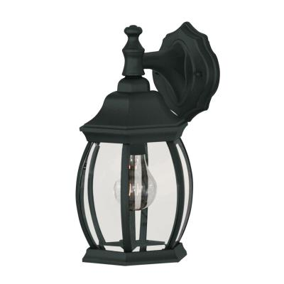 Savoy House 07069-BLK One Light Outdoor Wall Lantern