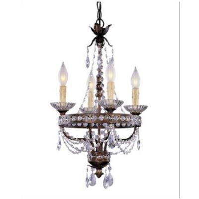 Savoy House 1-1043-4-8 Four Light Mini Chandelier