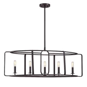 Santina - Five Light Chandelier