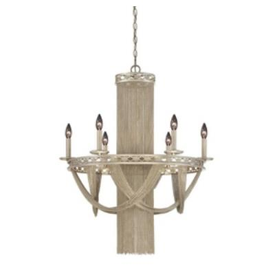 Savoy House 1-1630-10-307 Castello - Six Light Chandelier