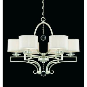 Rosendal - Six Light Chandelier