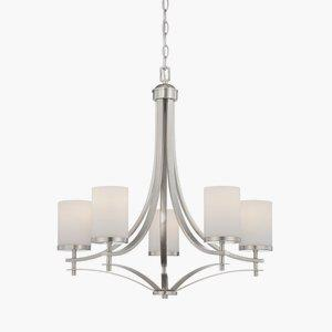 Colton - Five Light Chandelier