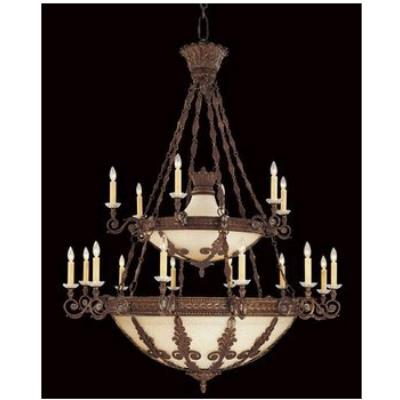 Savoy House 1-3416-18-56 Empire - Twenty-Seven Light Chandelier
