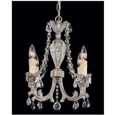 Savoy House 1-3742-4-47 Four Light Mini Chandelier