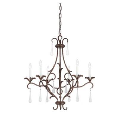 Savoy House 1-3800-6-131 Roschella - Six Light Chandelier