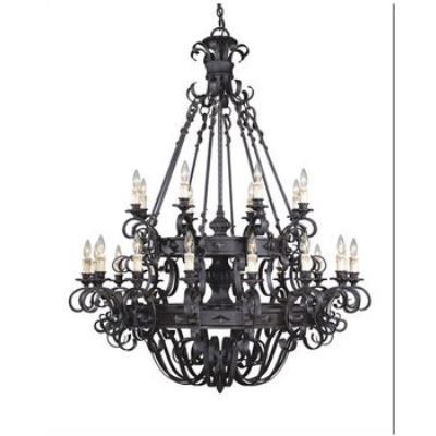 Savoy House 1-4322-24-17 Bourges - Twenty-Four Light Chandelier