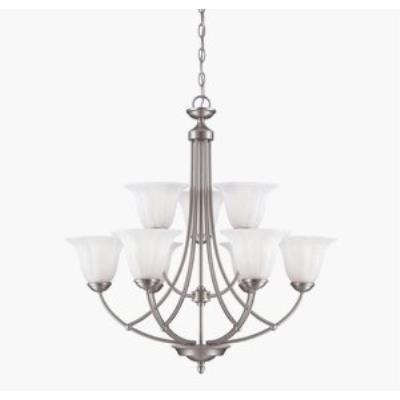 Savoy House 1-5023-9-69 Spirit - Nine Light Chandelier