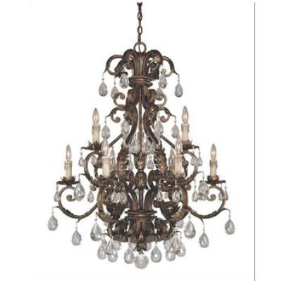 Savoy House 1-5307-9-8 Chastain - Nine Light Chandelier