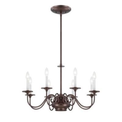 Savoy House 1-5451-8-28 Bancroft - Nine Light Chandelier