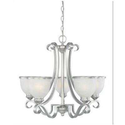 Savoy House 1-5775-5-69 Willoughby - Five Light Chandelier