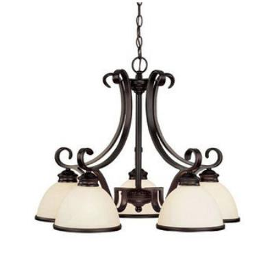Savoy House 1-5776-5-13 Willoughby - Five Light Chandelier