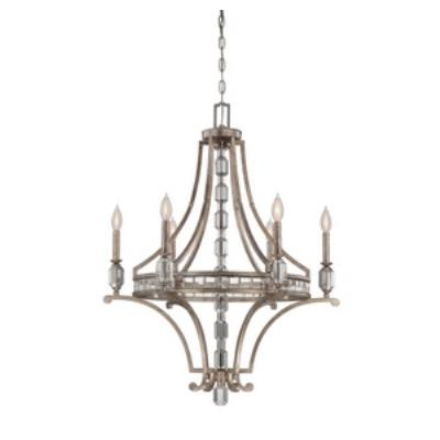 Savoy House 1-7151-6-272 Filament - Six Light Chandelier