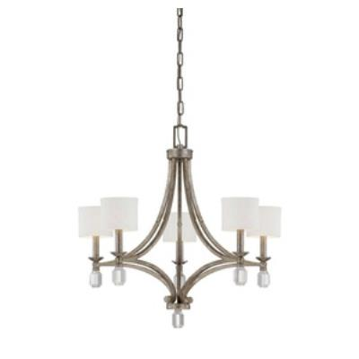 Savoy House 1-7153-5-272 Filament - Five Light Chandelier