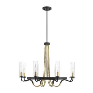 Kearney - Eight Light Chandelier