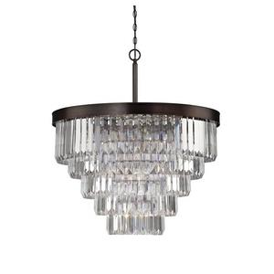 Tierney - Nine Light Chandelier