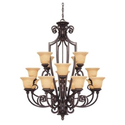 Savoy House 1P-50205-16-16 Knight - Sixteen Light Chandelier