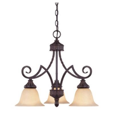 Savoy House 1P-5589-3-16 Legend - Three Light Chandelier