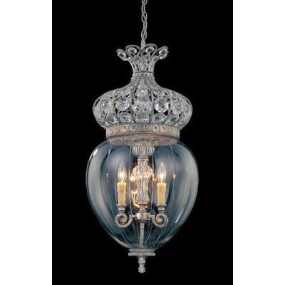 Savoy House 3-1625-3-176 L-Art du Luminaire - Three Light Foyer