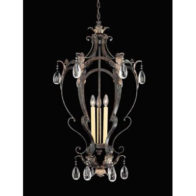 Savoy House 3-4056-3-124 Hensley - Three Light Foyer