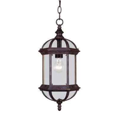 Savoy House 5-0631-72 Kensington - One Light Outdoor Hanging Lantern