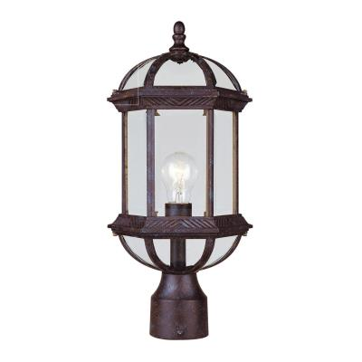 Savoy House 5-0632-72 Kensington - One Light Outdoor Post Lantern