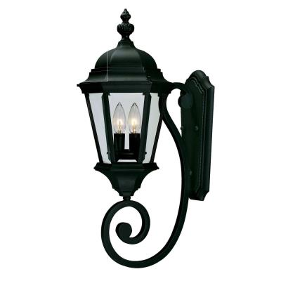 Savoy House 5-1301-BK Wakefield - Two Light Outdoor Wall Lantern