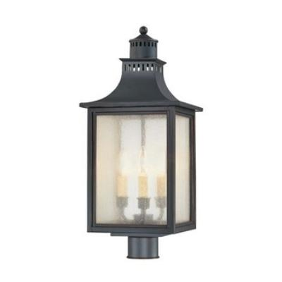 Savoy House 5-255-25 Monte Grande - Three Light Post Lantern