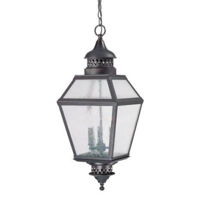 Savoy House 5-771-13 Chimnea - Three Light Hanging Lantern