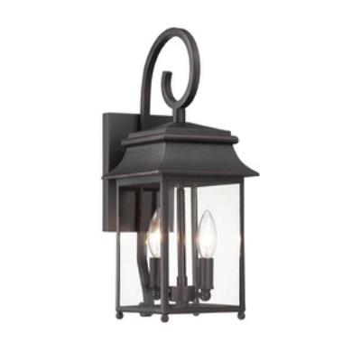 Savoy House 5-9540-25 Durham - Two Light Small Outdoor Wall Lantern