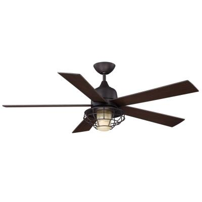 "Savoy House 52-624-5CN-13 Hyannis - 52"" Ceiling Fan"