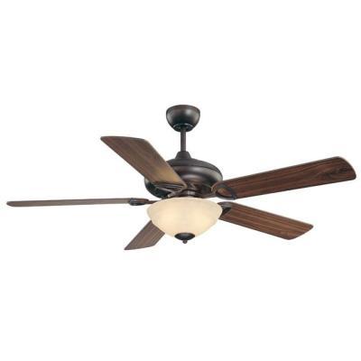 """Savoy House 52-851-5RV-13 Logan - 52"""" Ceiling Fan"""