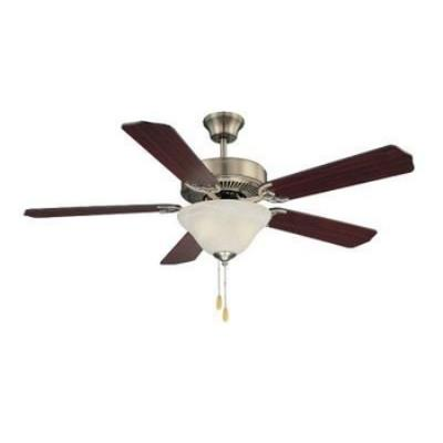"Savoy House 52-ECM-5RV-SN 52"" Ceiling Fan"