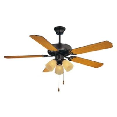 "Savoy House 52-EUP-5RV-13WG First Value - 52"" Ceiling Fan"