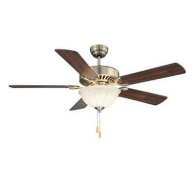 "Savoy House 52-SGB-5RV-SN 52"" Ceiling Fan"