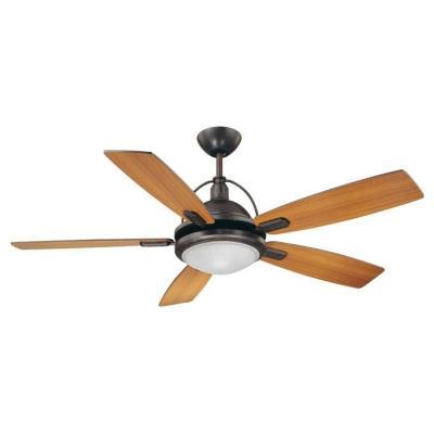 """Savoy House 54-220-5RV-13 Shasta - 54"""" Ceiling Fan"""