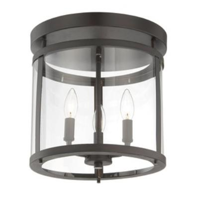 Savoy House 6-1043-3-13 Penrose - Three Light Semi-Flush Mount