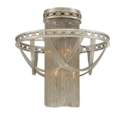 Savoy House 6-1631-6-307 Castello - Six Light Convertible Semi-Flush Mount