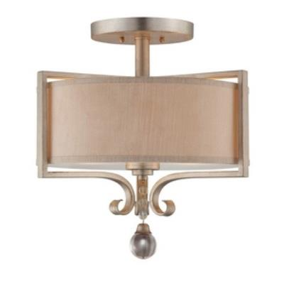 Savoy House 6-258-2-307 Rosendal - Two Light Semi-Flush Mount