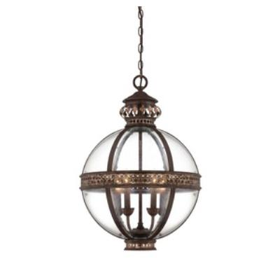 Savoy House 7-1481-4-124 Strasbourg - Four Light Large French Globe Pendant