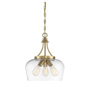 Octave - Three Light Pendant