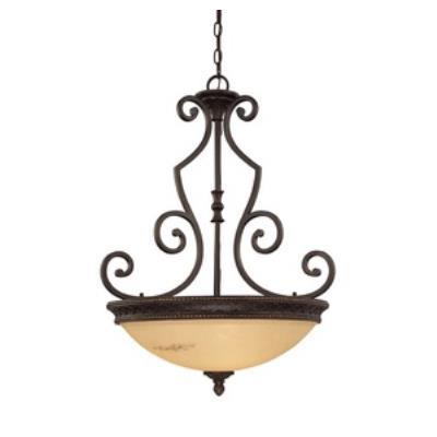 Savoy House 7P-50202-3-16 Knight - Three Light Pendant