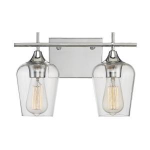 Octave - Two Light Bath Bar