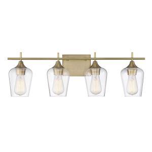 Octave - Four Light Bath Bar