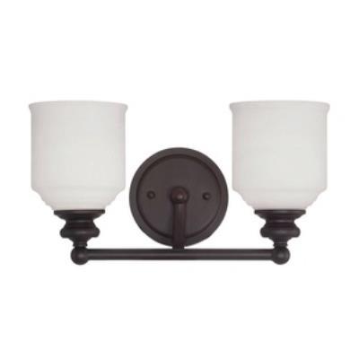 Savoy House 8-6836-2-13 Melrose - Two Light Bath Bar