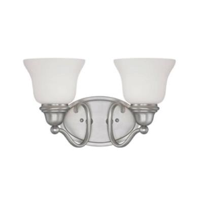 Savoy House 8-6837-2-69 Yates - Two Light Bath Bar