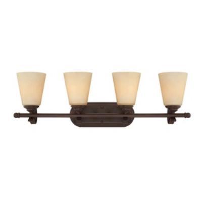Savoy House 8P-2177-4-129 Maremma - Four Light Bath Bar