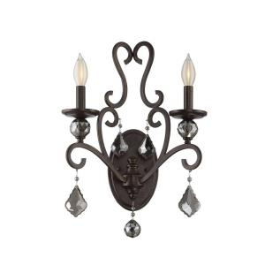Stratton - Two Light Wall Sconce