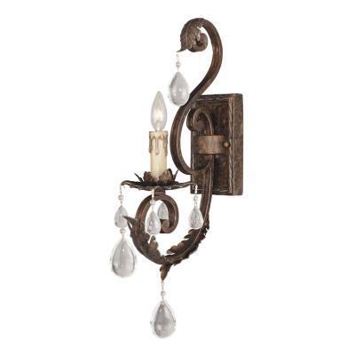 Savoy House 9-5316-1-8 1 Light Sconce