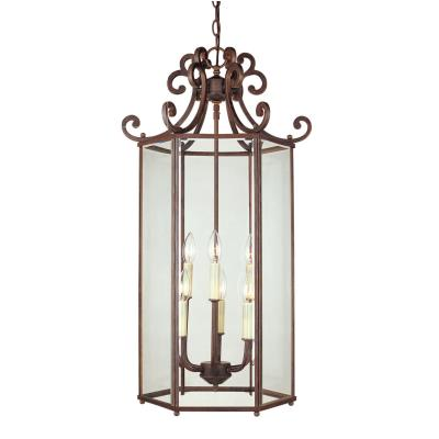 Savoy House KP-3-503-6-40 Liberty - Six Light Foyer