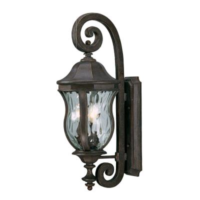 Savoy House KP-5-300-40 Monticello - Three Light Outdoor Wall Lantern